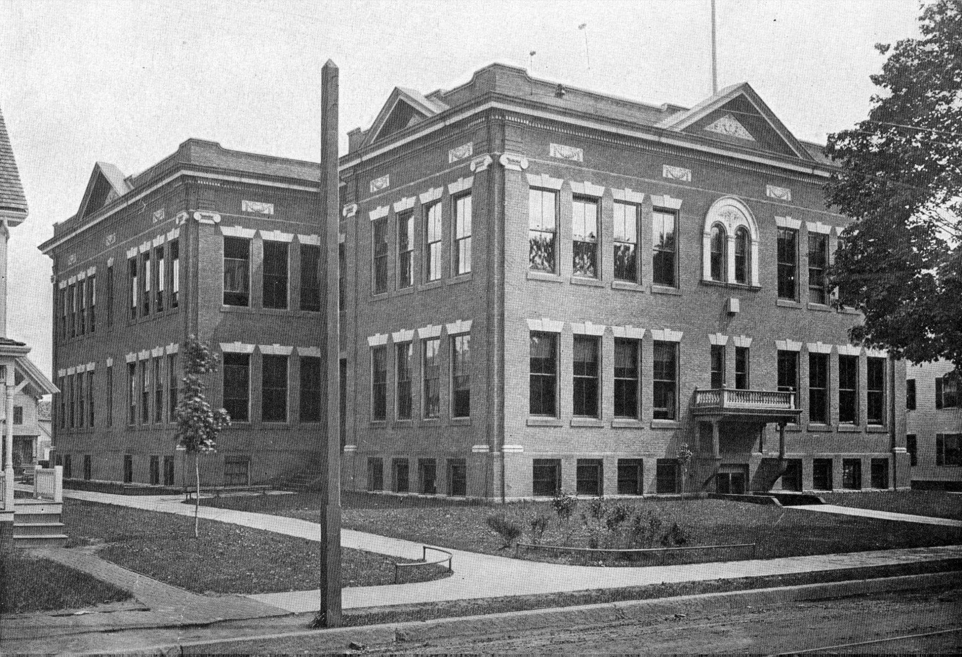 carew st school 1905