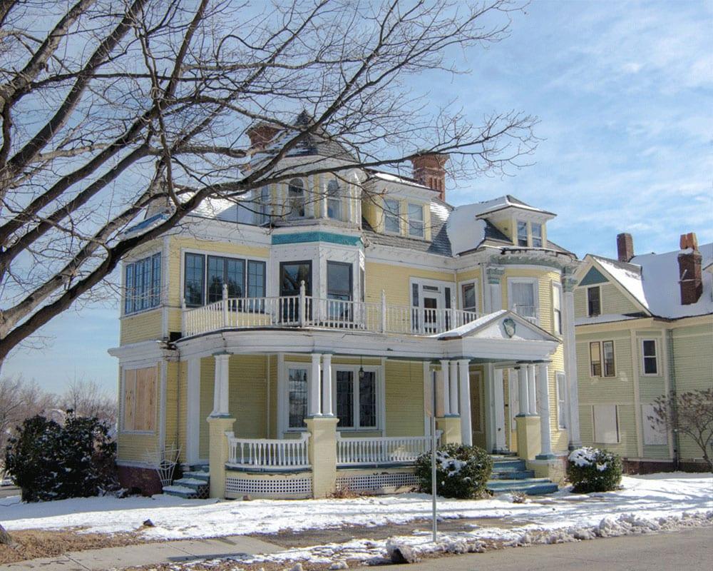 Frederick Newman House