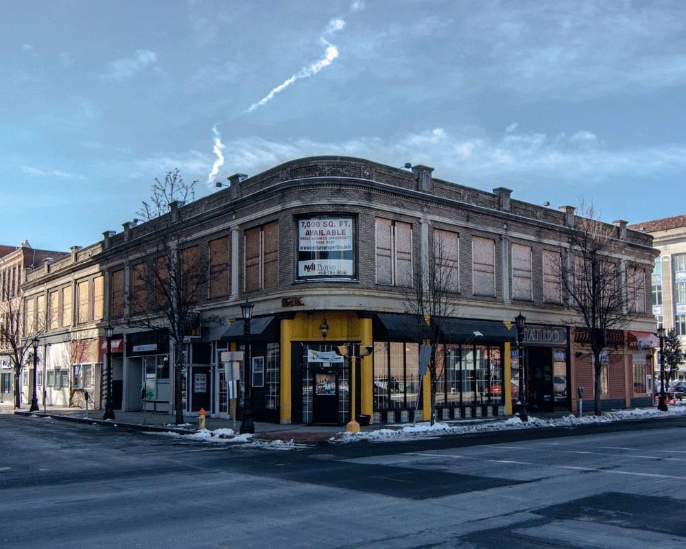 Underwood Building